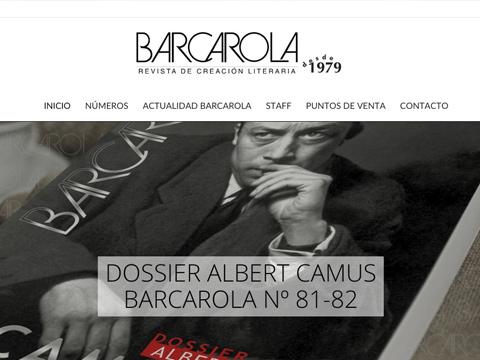 Homepage BarcarolaDigital.com