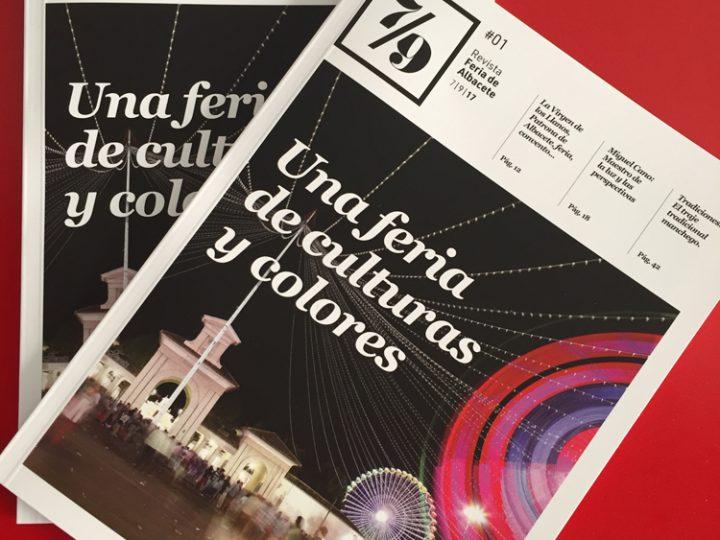 Nace la Revista de la Feria de Albacete 7/9.