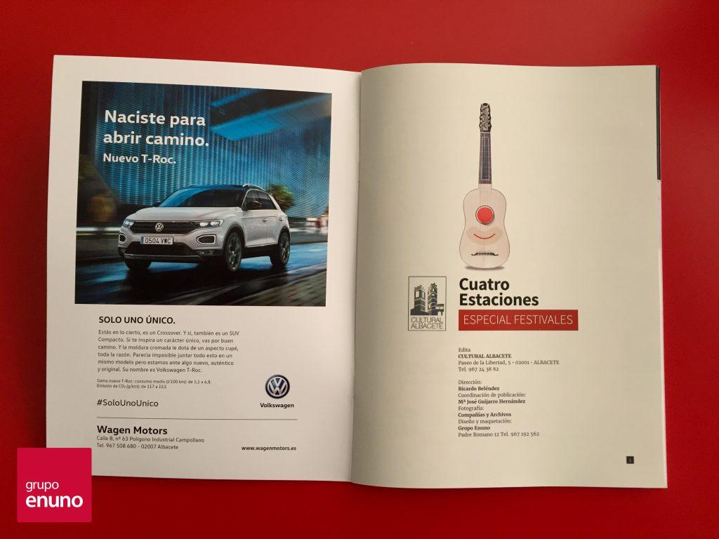 diseño editorial revista 3