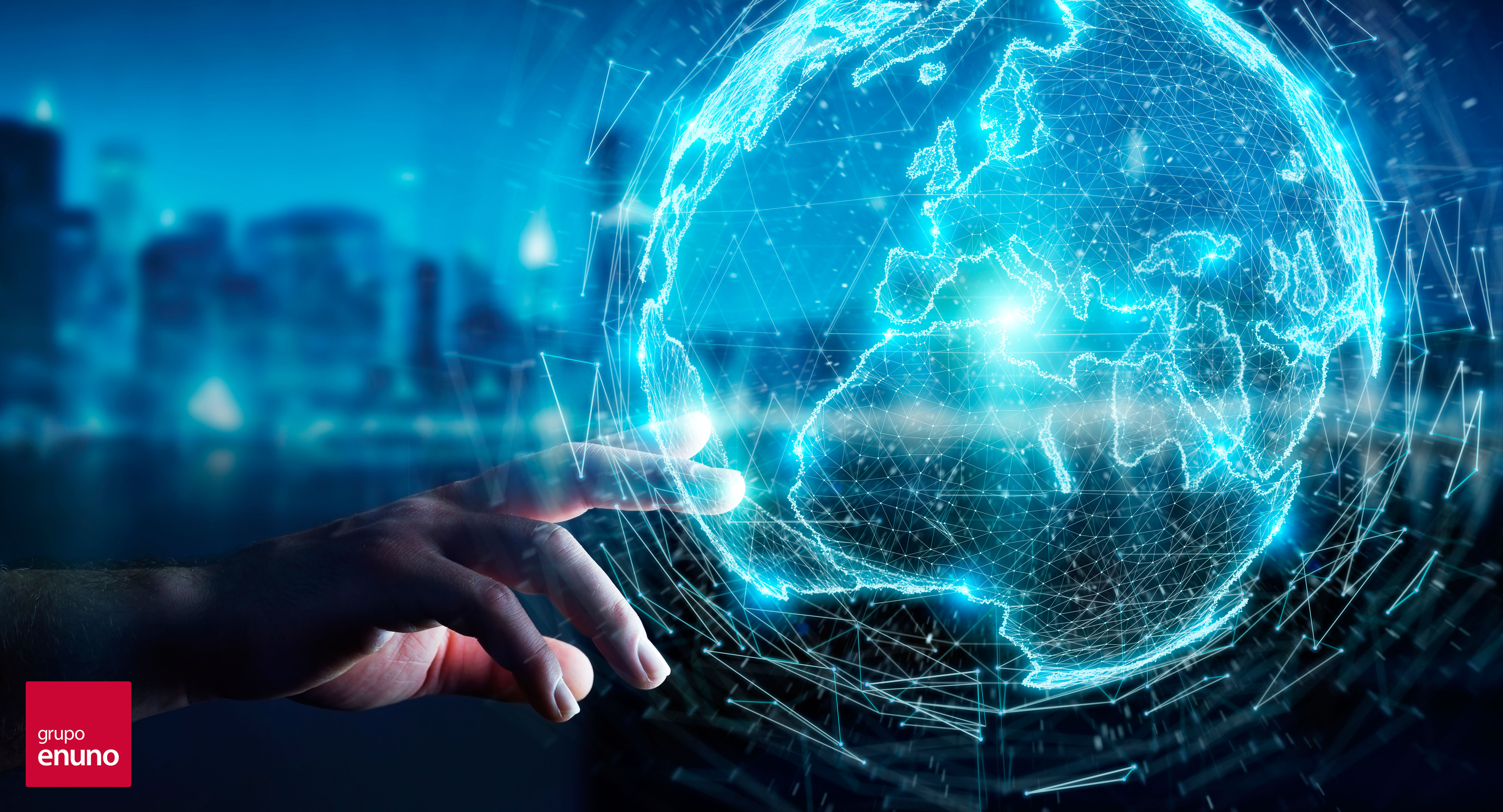 El fruto de la presencia en Internet son las ciberconexiones mundiales