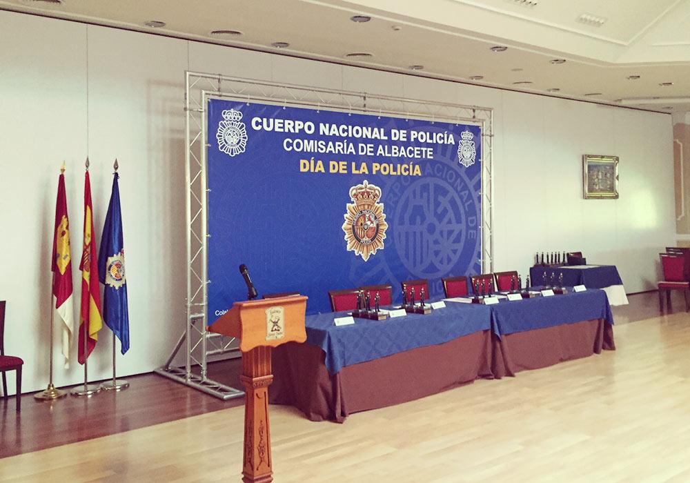 photocall policia nacional 2