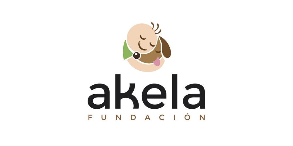 Akela Fundación diseño identidad corporativa 02